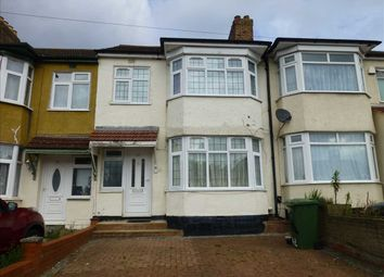 Thumbnail 3 bed terraced house to rent in Tiverton Road, Queenbury, Middx