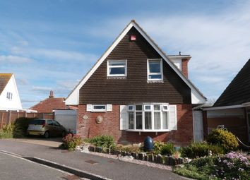Thumbnail 3 bed detached house for sale in Solent Way, Selsey, Chichester