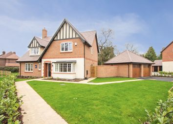 Thumbnail 4 bedroom detached house for sale in Kenilworth Road, Balsall Common, Coventry