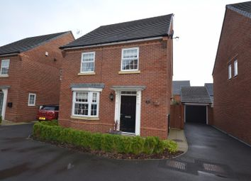 Thumbnail 4 bed detached house for sale in Pasadena Avenue, Chapelford Village, Warrington
