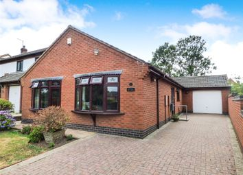 Thumbnail 2 bed detached bungalow for sale in Holly Tree Walk, Claybrooke Magna, Lutterworth, Leicestershire