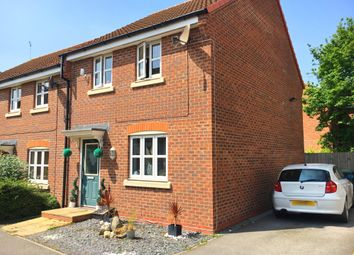 Thumbnail 3 bed end terrace house for sale in Maximus Road, North Hykeham, Lincoln