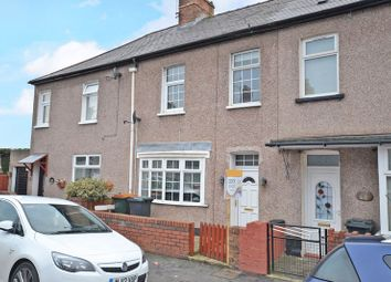 Thumbnail 3 bed terraced house for sale in Attractive Bay-Fronted House, Durham Road, Newport
