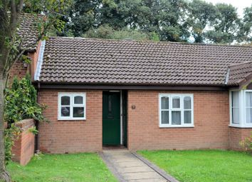 Thumbnail 1 bed bungalow for sale in Kenilworth Drive, Ashby De La Zouch