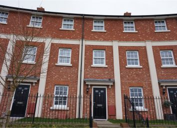 Thumbnail 4 bed terraced house for sale in Beacon Avenue, West Malling