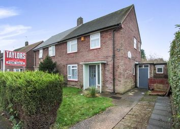 Thumbnail 3 bedroom semi-detached house for sale in Red Rails, Luton, Bedfordshire