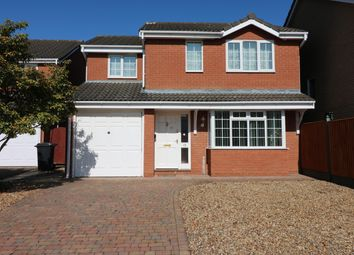 Thumbnail 4 bed detached house for sale in Bluebell Close, Scarning