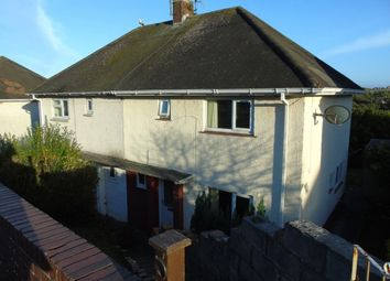 Thumbnail 2 bed semi-detached house to rent in Maes Yr Haf, Llanelli
