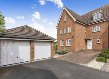 Thumbnail 5 bed detached house for sale in Blackthorn Close, Goole