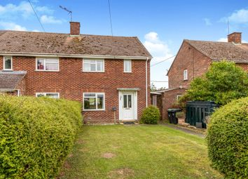 Thumbnail 2 bed semi-detached house for sale in Long Ley, Langley Upper Green, Saffron Walden