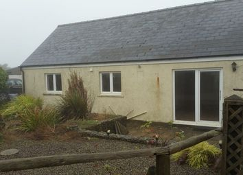 Thumbnail 1 bed detached bungalow to rent in Camrose, Haverfordwest