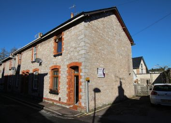 Thumbnail 2 bed end terrace house to rent in Pomeroy Road, Newton Abbot