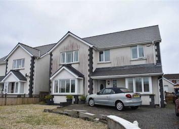 Thumbnail 4 bed detached house for sale in Penllwynrhodyn Road, Llwynhendy, Llanelli