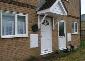 Thumbnail 2 bed semi-detached house to rent in Saffron Road, Bigglwswade