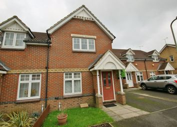 Thumbnail 2 bed semi-detached house to rent in Gordon Close, Ashford, Kent