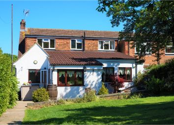 Thumbnail 4 bed detached house for sale in Downs Road, Gravesend