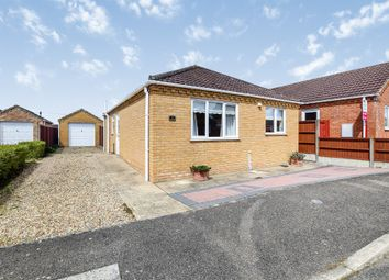 Thumbnail 2 bed detached bungalow for sale in Waincroft Close, Wainfleet, Skegness