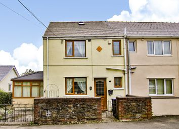 Thumbnail 3 bed semi-detached house for sale in Bryn View, Nantyglo, Ebbw Vale