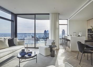 2 bed flat for sale in Principal Tower, London EC2A
