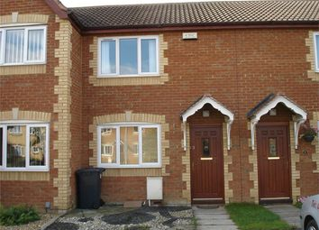 Thumbnail 2 bedroom terraced house to rent in Dorling Way, Brampton, Huntingdon