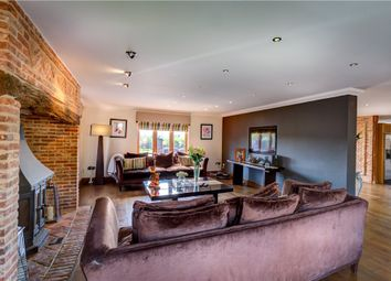 Thumbnail 4 bed detached house for sale in Stortford Road, Leaden Roding, Dunmow