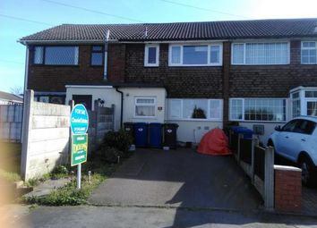 Thumbnail 3 bed terraced house for sale in Newgate Street, Chasetown, Burntwood