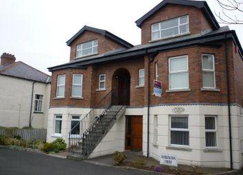 Thumbnail 2 bedroom flat to rent in The Manor, Blacks Road, Dunmurry, Belfast