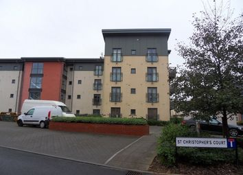 Thumbnail 1 bedroom flat to rent in St Christophers Court, Maritime Quarter, Swansea
