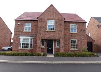 Thumbnail 4 bed detached house for sale in Forest House Lane, Leicester Forest East, Leicester, Leicestershire