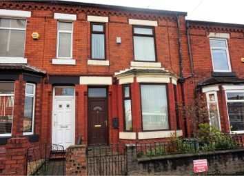 Thumbnail 4 bedroom terraced house for sale in Laburnum Road, Manchester
