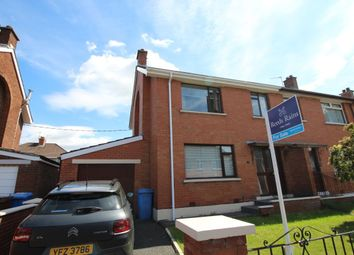 Thumbnail 3 bedroom semi-detached house for sale in Rosslyn Park, Lisburn