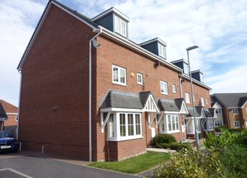 Thumbnail 4 bed town house for sale in Horton Park, Blyth, Northumberland