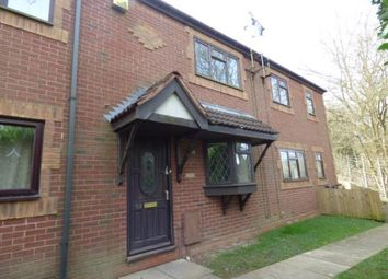 Thumbnail 1 bed terraced house for sale in Woodland Way, Birchmoor, Tamworth, Warwickshire