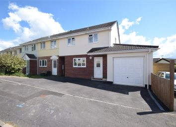 Thumbnail 3 bed end terrace house for sale in Lower Burwood Road, Torrington