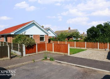Thumbnail 3 bed detached bungalow for sale in St Annes Way, Belton, Great Yarmouth, Norfolk