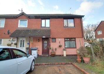 Thumbnail 3 bed semi-detached house for sale in Pitchens Close, Leicester