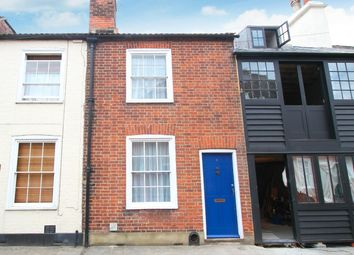 Thumbnail 2 bed terraced house for sale in Duck Lane, Canterbury