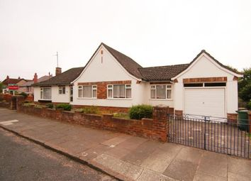 Thumbnail 3 bed bungalow for sale in Cholmondeley Road, West Kirby, Wirral, Merseyside