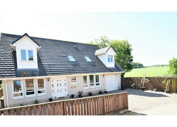 Thumbnail 5 bed detached house for sale in Linnhead Farm, Lanark