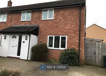 Thumbnail 3 bed semi-detached house to rent in Hall Close Bourn, Cambridge