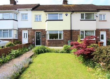 Thumbnail 3 bed terraced house for sale in Capstone Road, Chatham