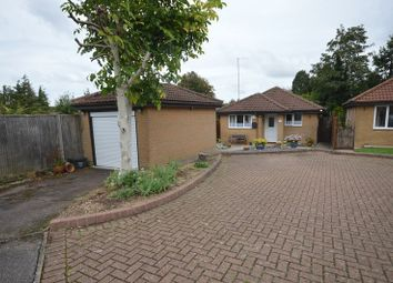 Thumbnail 2 bed detached bungalow for sale in Bampton Road, Luton