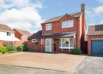 Thumbnail 4 bed detached house for sale in Campion Drive, Malvern