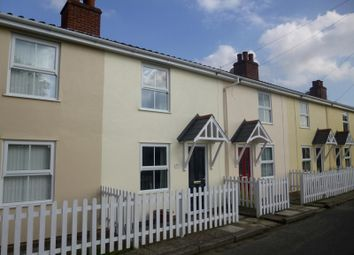 Thumbnail 2 bed cottage to rent in Seven Cottages Lane, Rushmere, Ipswich