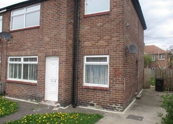 Thumbnail 2 bedroom flat to rent in Swinley Gardens, Newcastle Upon Tyne
