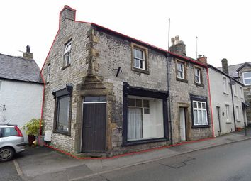 Thumbnail 3 bed end terrace house for sale in Queens Street, Tideswell, Derbyshire