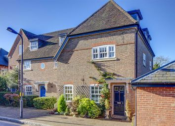 Thumbnail 4 bed end terrace house for sale in Brewhouse Lane, Hertford