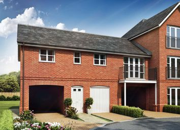 Thumbnail 2 bed semi-detached house for sale in Plot 82 Oakham Park, Old Wokingham Road, Crowthorne, Berkshire
