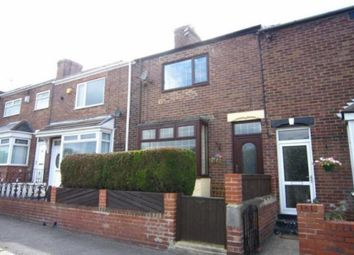 Thumbnail 2 bed terraced house to rent in Station Avenue, Brandon, Durham