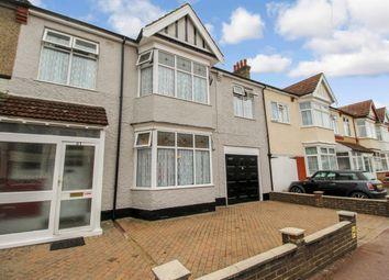 Thumbnail 4 bed terraced house to rent in Hurstbourne Gardens, Barking